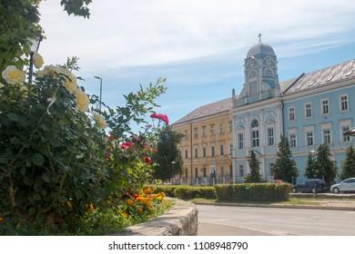 Catholic school center; Travnik ,BiH, June, 09.2018.