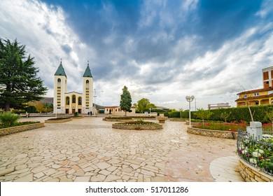 Catholics Church in Medjugorje