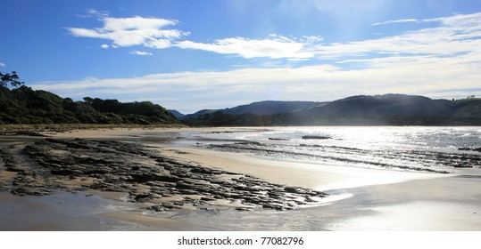 The Catlins Coast, South Island of New Zealand