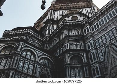 Cattedrale di Santa in Florance, italy.