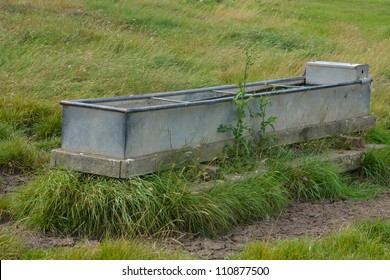 Cattle trough