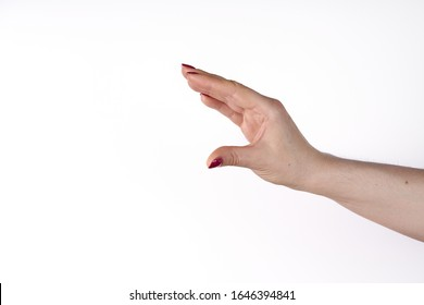 Caucasian man making bla bla sign with his hand. Empty promises. Disrespect to the interlocutor