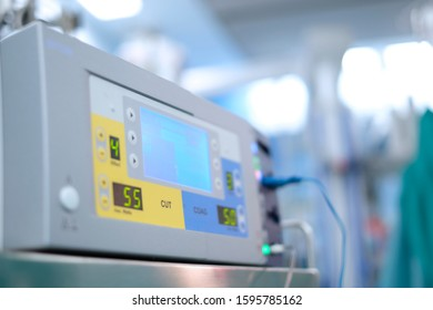Cautery Electrosurgical unit for surgery in operating room