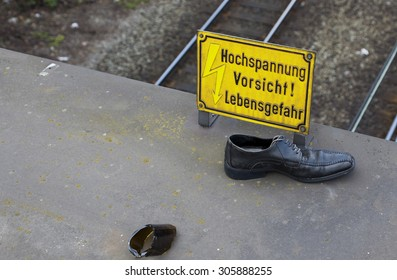 Caution: High Voltage, Germany