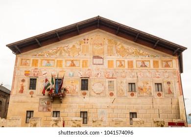 Cavalese, Val di Fiemme, Trento, Trentino Alto Adige, Italy