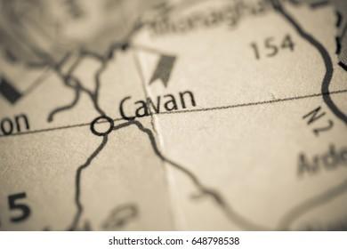 Cavan. Ireland