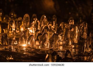Cave of fairies, national park czech switzerland, Czech republic