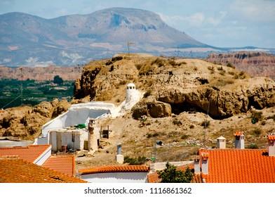 Cave Houses - Guadix - Spain