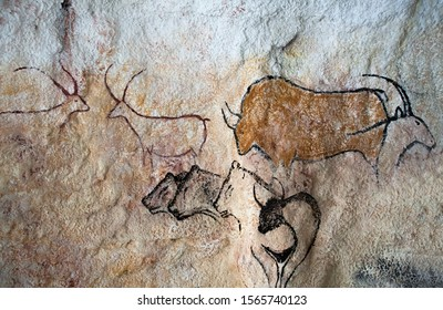 cave painting is a remains of first human cultures