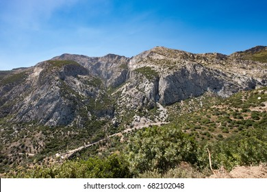 The Cave of Pythagoras Mount Kerkis Marathokambos