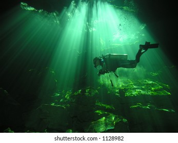 Ben's Cavern - Grand Bahama Island