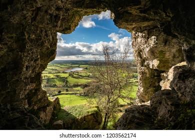 Caves of keash in Sligo Ireland