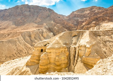 Caves of Qumran, manuscripts of the Dead Sea.