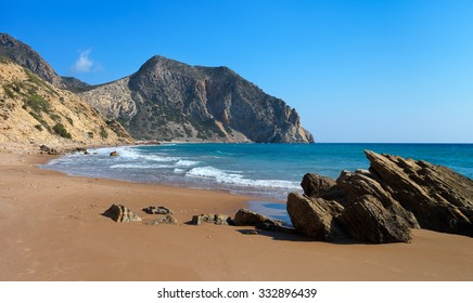 Plage de Cavo Paradise, île de Kos, Grèce