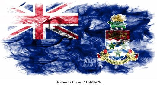 Cayman Islands smoke flag, British Overseas Territories, Britain dependent territory flag