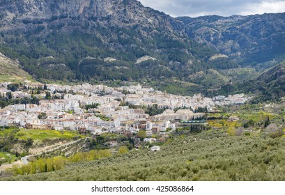 Cazorla ,Town, Jaen, Province, Andalusia, Spain