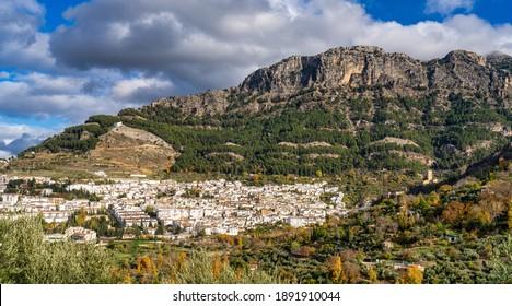 Cazorla village, Sierra de Cazorla Segura and Las Villas Natural Park, Jaen province, Andalusia, Spain