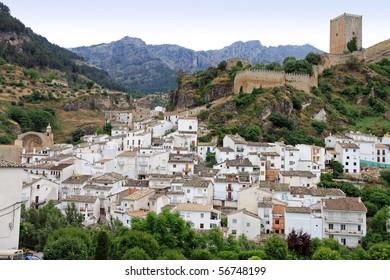 Cazorla  village,  Sierra de Cazorla Segura and Las Villas Natural Park, Jaen province, Andalucia, Spain