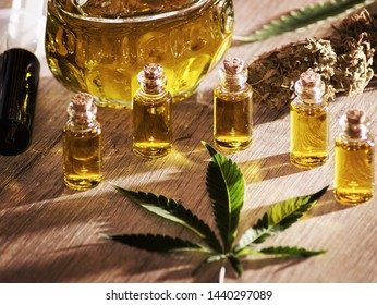 CBD, buds and leaf, medicinal Cannabis, Marijuana CBD Cannabidiol is a popular natural remedy used for many common ailments. CBD oil is made by extracting CBD from the cannabis plant.