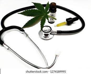 CBD Hemp Oily in Alternative Medicine