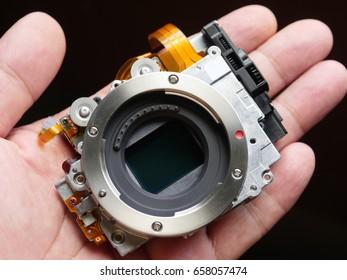 Ccd cmos camera sensor for digital camera spare part to replace or repair