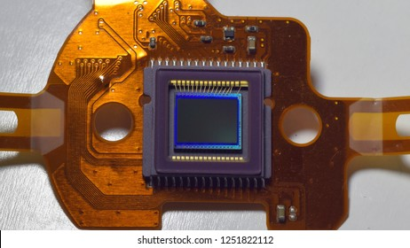 CCD and CMOS cameras