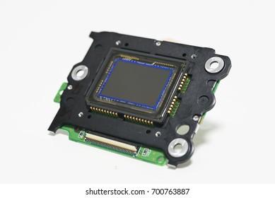 CCD image sensor of APS-C size