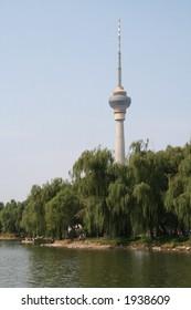 CCTV broadcast tower