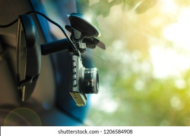 cctv camera car