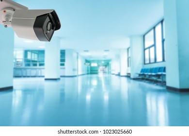 CCTV camera security in hospital