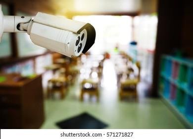 Imágenes, fotos de stock y vectores sobre Classroom Security