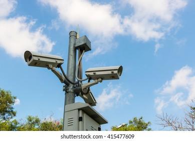 CCTV recording