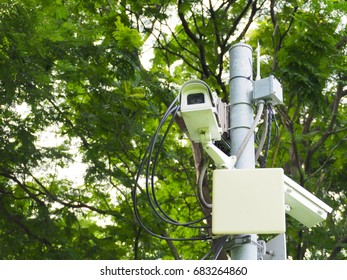 CCTV is surveillance and good evidence.