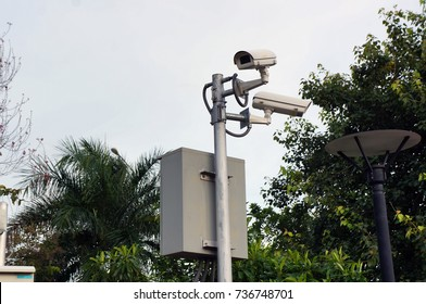 ccty technology video camera for security