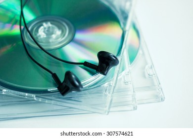 Cd disc for data storage