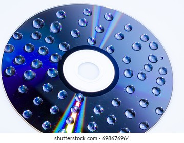 CD and water