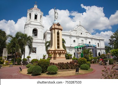 The Cebu Metropolitan Cathedral, Cebu city, Philippines.