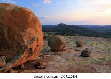Cecil Rhodes grave, Matobo National Park, Zimbabwe