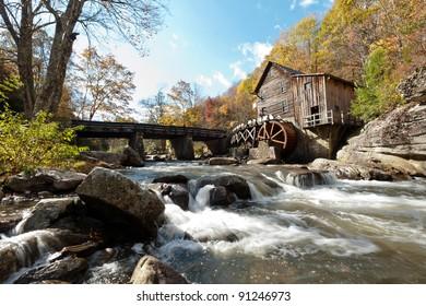Cedar Creek Grist Mill