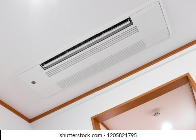 Ceiling embedded air conditioner