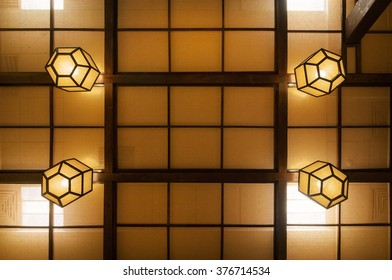 Ceiling Japanese-Style Room