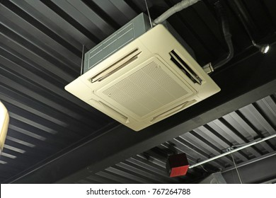 Ceiling mounted air-conditioner