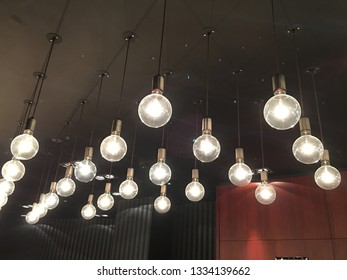 Ceiling round lights
