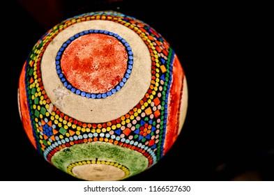 Ceiling sphere chadelier