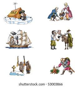 The celebrated explorer in Arctic_3