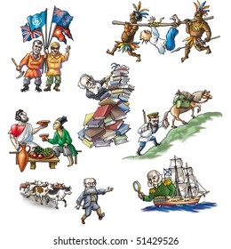 The celebrated explorers in Asia_2