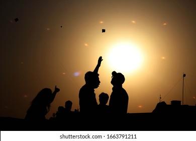 Celebrating Basant, the kite flying festival