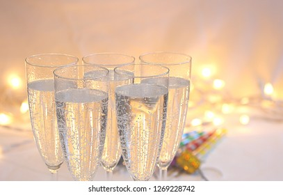 Celebrating a milestone, such as an anniversary, birthday or New Year's eve, champagne is the perfect beverage
