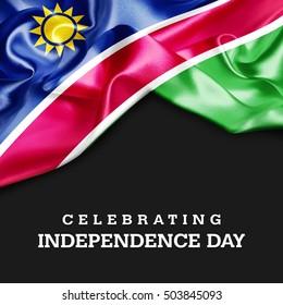 Celebrating Namibia Independence Day