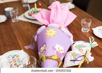 celebration of girls school enrollment